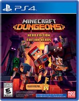 Minecraft Dungeons. Hero Edition [PS4]