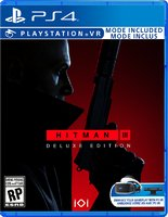 Hitman 3 Deluxe Edition [PS4]