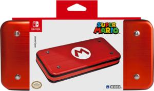 HORI Защитный алюминиевый чехол Mario для консоли Nintendo Switch (NSW-090U)