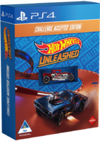 Hot Wheels Unleashed. Challenge Accepted Edition [PS4]