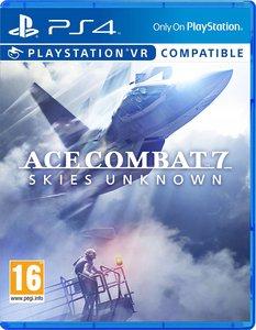 Ace Combat 7 Skies Unknown «поддержка VR»