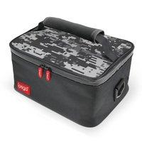 IPEGA Сумка Portable Tracel Storage Bag для консоли Nintendo Switch и аксессуаров (PG-9179) черный