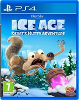 Ледниковый период: Сумасшедшее приключение Скрэта [PS4]