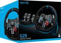 Руль с педалями Logitech G29 «Driving Force», черный