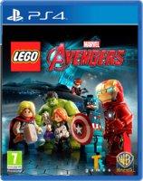 LEGO Marvel Мстители [PS4]