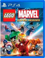 LEGO Marvel Super Heroes [PS4]