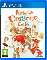 Little Dragons Cafe. Limited Edition