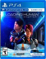 Loading Human VR [PS4]