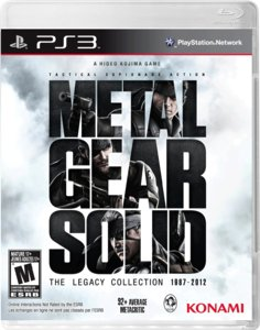 Metal Gear Solid: The Legacy Collection [PS3]
