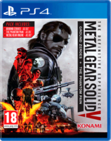 Metal Gear Solid V: The Definitive Experience [PS4]