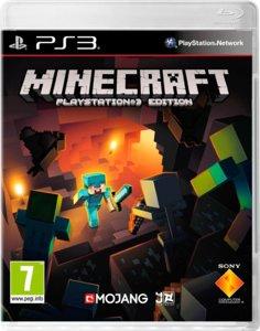Игра для PlayStation 3 Minecraft, полностью на русском языке