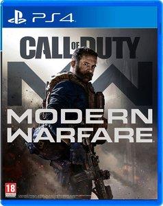 Call of Duty: Modern Warfare 2019 [PS4, русская версия]