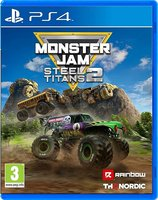 Monster Jam Steel Titans 2 [PS4]