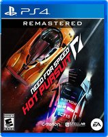 Need For Speed Hot Pursuit Remastered [PS4]