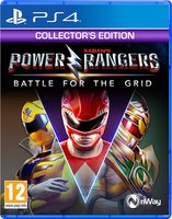Power Rangers: Battle For Thee Grid. Collector`s Edition [PS4]