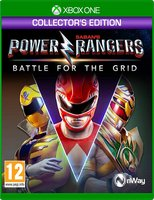 Power Rangers: Battle For Thee Grid. Collector`s Edition [Xbox One]
