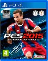 Pro Evolution Soccer 2015 [PS4]