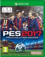 Pro Evolution Soccer 2017 [Xbox One]