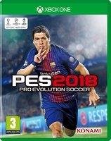 Pro Evolution Soccer 2018 [Xbox One]