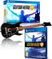 Гитара «Guitar Hero Live» + игра Guitar Hero Live PlayStation 4