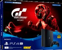 Игровая приставка Sony PlayStation 4 Pro 1TB + Gran Turismo Sport