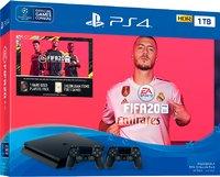Игровая приставка Sony PlayStation 4 Slim 1TB + 2-ой джойстик + FIFA 20