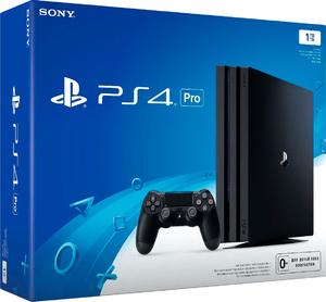 Игровая приставка Sony PlayStation 4 Pro 1TB + Одни из нас «Обновленная версия»