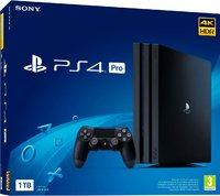 Игровая приставка Sony PlayStation 4 Pro 1TB CUH-7216B