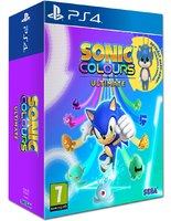 Sonic Colours: Ultimate. Day One Edition