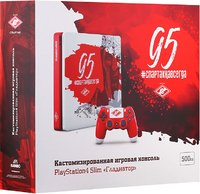 Игровая приставка Sony PlayStation 4 Slim 1TB «Спартак»