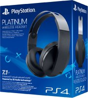 Беспроводная Стерео Гарнитура PS4 «Platinum»