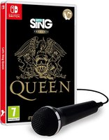 Let's Sing Queen - Single Mic Bundle [Nintendo Switch]