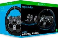 Руль Logitech G920 Driving Force Xbox «Xbox One/PC»