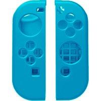 Силиконовые чехлы для 2-х контроллеров Joy-Con Неоновый-синий Цвет