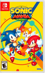 Sonic Mania [Nintendo Switch]