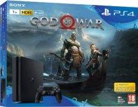 Игровая приставка Sony PlayStation 4 Slim 1TB + God Of War