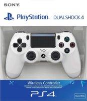Геймпад Sony DualShock 4 v2 (CUH-ZCT2E) «Белый цвет»