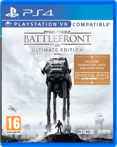 Star Wars: Battlefront - Ultimate Edition [PS4]