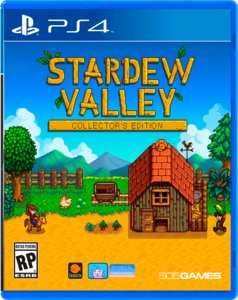 Stardew Valley - Collector's Edition [PS4]