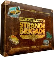 Strange Brigade. Коллекционное издание