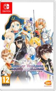 Tales of Vesperia. Definitive Edition [Nintendo Switch]
