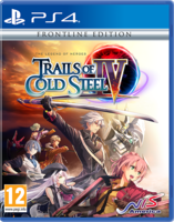 The Legend of Heroes: Trails of Cold Steel IV «Frontline Edition» [PS4]