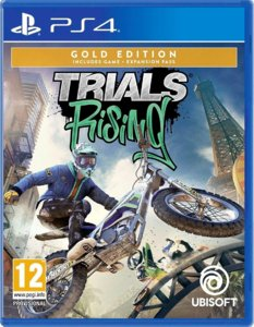 Trials Rising. Gold Edition [PS4]