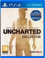 Uncharted: The Natan Drake Collection [PS4]