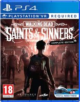 The Walking Dead: Saints & Sinners. Complete Edition «только для VR» [PS4]