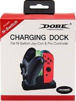 Зарядная станция Dobe Джойстика и 2 -х контроллеров Joy-Con «Charging Dock» Mod: tns-879