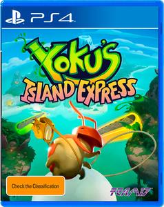 Yoku`s Island Express [PS4]