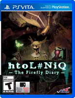Yomawari: Night Alone/Ntolniq: The Firefly Diary. Limited Edition