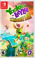 Yooka-Laylee and the Impossible Lair [switch]