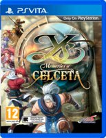 Ys: Memories of Celceta [ps vita]